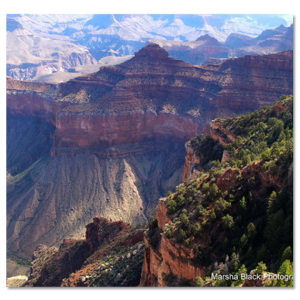 Photo of Evening in the Grand Canyon | Credit: Marsha J Black