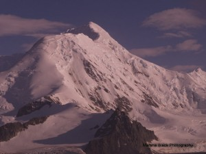 Mt. Livingston, Antarctica | Marsha J Black