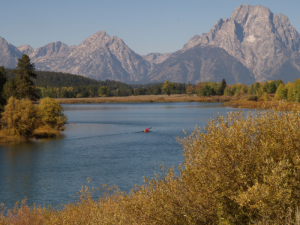 Oxbow Bend on the Snake River at Grand Teton National Park | Photo: Marsha J Black